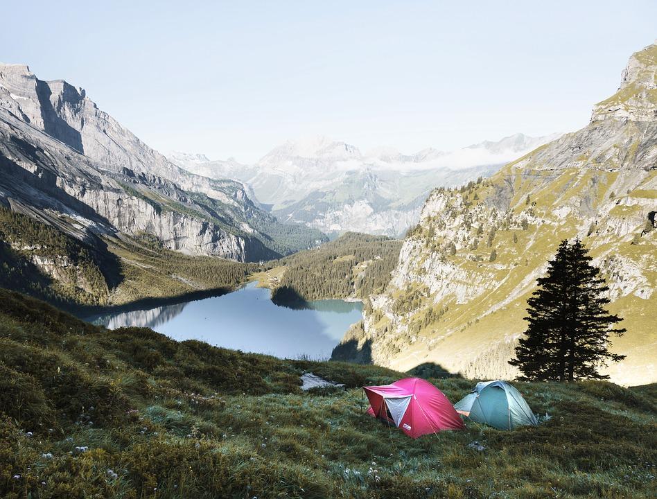 Faire du camping, c'est faire du tourisme.